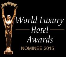 World Luxury Hotel Awards Nominee 2015
